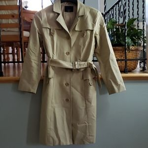 Mossimo Classic Trench Coat
